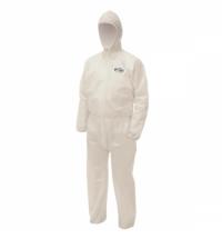 Комбинезон воздухопроницаемый Kimberly-Clark Kleenguard A20+ 95170, белый, L, 1шт