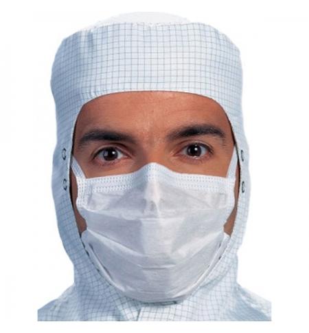 фото: Маска Kimberly-Clark Kimtech Pure M3 62470, стерильная, белая 20шт/уп