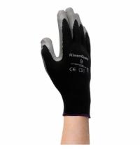 Перчатки защитные Kimberly-Clark Jackson Kleenguard Smooth G40 97270, S, черн/сер, 12 пар