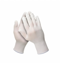 Перчатки защитные Kimberly-Clark Jackson Safety G35 38718, общего назначения, M, белые, 12 пар