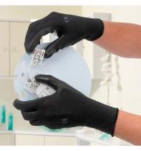Перчатки латексные Kimberly-Clark Kimtech Pure G3 HC1380S бежевые, M, 20 пар