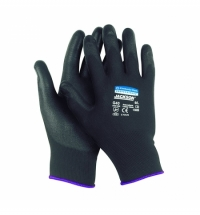 фото: Перчатки защитные Kimberly-Clark Jackson Safety G40 13838, общего назначения, M, черные