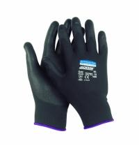 Перчатки защитные Kimberly-Clark Jackson Safety G40 13839, общего назначения, L, черные, 12 пар