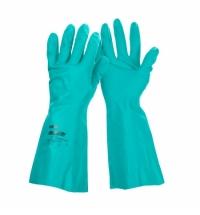 Перчатки защитные Kimberly-Clark Jackson Safety G80 94448, защита от химикатов, XL, зеленые, 12 пар