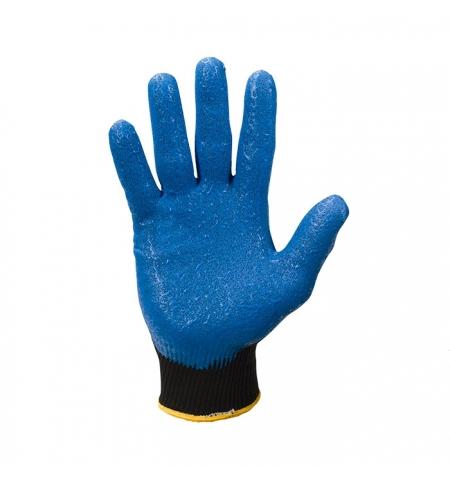 фото: Перчатки защитные Kimberly-Clark синие Jackson Kleenguard G40 Smooth, 13834, общего назначения, M, 1