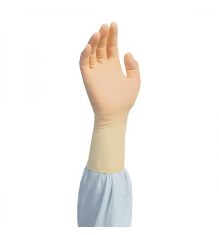 фото: Перчатки латексные размер S Kimberly-Clark Kimtech Pure G5 HC2211, бежевые, 100 шт