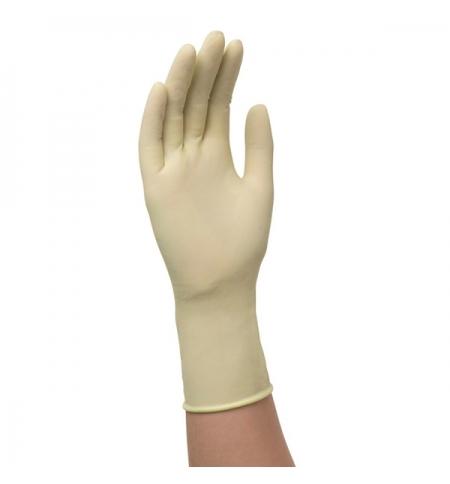 фото: Латексные перчатки Кимберли-Кларк Professional Pfe-Xtra 50503, L, бежевые, 50 шт