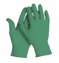 Перчатки нитриловые медицинские Kimberly-Clark зеленые Kimtech Science Green Nitrile, 99851, S, 125 пар