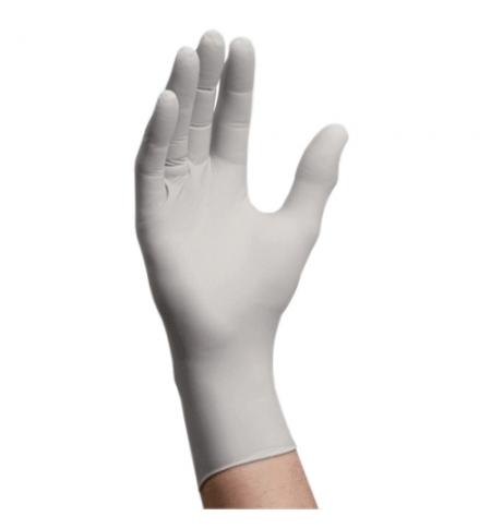 фото: Перчатки нитриловые Kimberly-Clark серые Kimtech Pure G3 Sterling, 99235, S, 125 пар