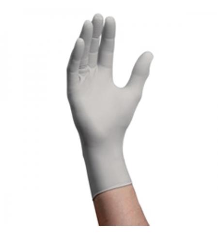 фото: Перчатки медицинские нестерильные нитриловые Kimberly-Clark серые Kimtech Pure G5 Sterling, размер M, 125 пар, ISO