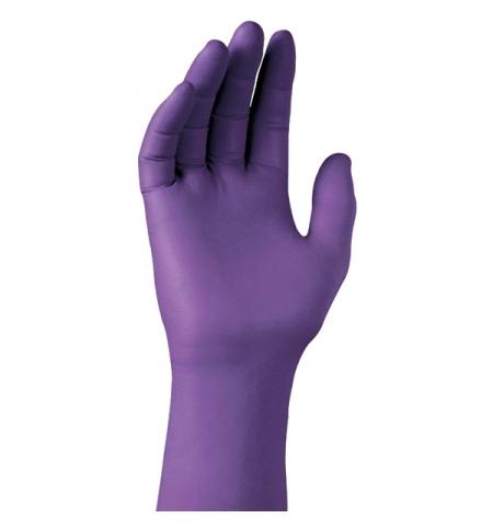фото: Нитриловые перчатки медицинские фиолетовые Kimberly-Clark Kimtech Science Purple Nitrile, 90626, S, 50 пар