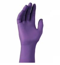 Нитриловые перчатки медицинские фиолетовые Kimberly-Clark Kimtech Science Purple Nitrile, 90627, M, 50 пар
