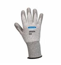 Перчатки от порезов Kimberly-Clark Jackson Safety G60 13824, 3 категория, серый, р.8