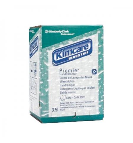 фото: Жидкое мыло в картридже Kimberly-Clark Kimcare Industrie 9522, 3.5л, зеленое