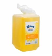 Пенное мыло в картридже Kimberly-Clark Kleenex Energy  Luxury 6385, 1л, с ароматом цитрусовых