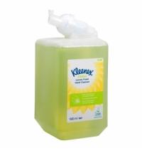 Пенное мыло в картридже Kimberly-Clark Kleenex Fresh Luxury 6386, 1л, с цветочным ароматом