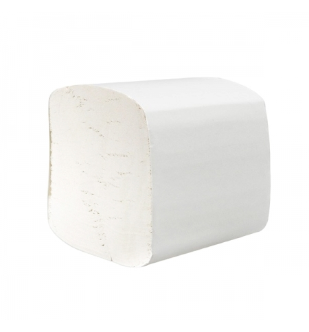 фото: Туалетная бумага Kimberly-Clark Hostess 8035, 250 листов, 2 слоя, белая