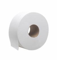 фото: Туалетная бумага Kimberly-Clark Hostess Jumbo 8002, в рулоне, 525м, 1 слой, белая