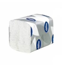 фото: Туалетная бумага Kimberly-Clark Kleenex Ultra 8409, 200 листов, 2 слоя, белая