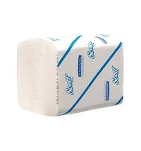 фото: Туалетная бумага Kimberly-Clark Scott 8508, 250 листов, 2 слоя, белая