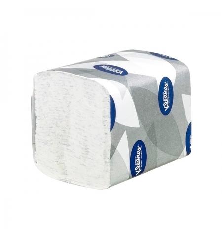 фото: Туалетная бумага Kimberly-Clark Ultra 8408, 200 листов, 2 слоя, белая с тиснением