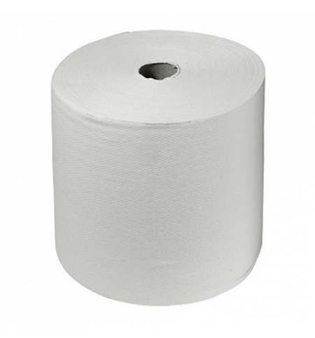 фото: Полотенца бумажные Hostess 6063 Kimberly-Clark, в рулоне, 190м, 1 слой, серые