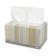 Бумажные полотенца Kimberly-Clark Ultra Soft Pop-Up 11268, листовые, 70шт, 1 слой, белые