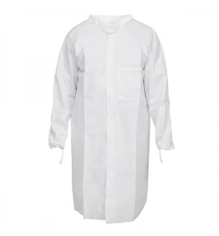 фото: Лабораторный халат Kimberly-Clark Kimtech A7 P+ 97720, белый, L