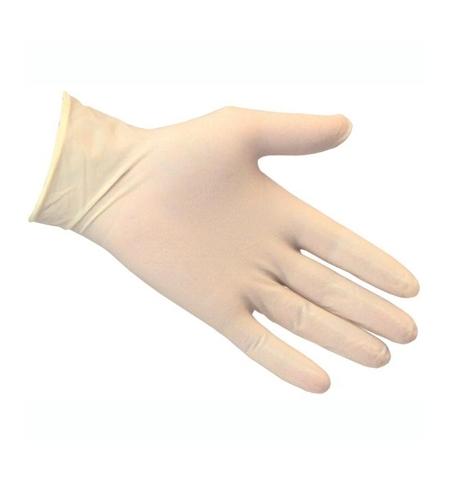 фото: Латексные перчатки Кимберли-Кларк Kimtech Science PFE E330, M, бежевые, 100 шт