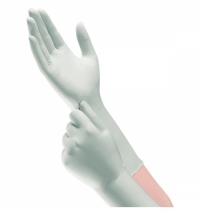 Нитриловые перчатки Kimberly-Clark серые Kimtech Pure G5 Sterling, 98188, L+, 250 шт