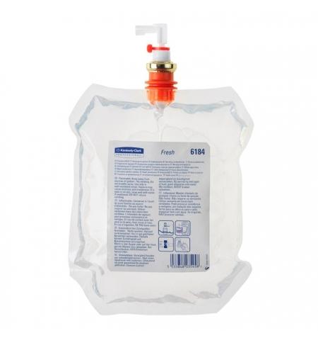 фото: Освежитель воздуха Kimberly-Clark Fresh 6184, с цветочным ароматом, 300мл, запасной картридж