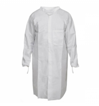Халат лабораторный Kimberly-Clark Kimtech A7 P+ 97730, белый, XL