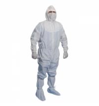 Комбинезон для чистых помещений Kimberly-Clark Kimtech Pure A5 88802, белый, L