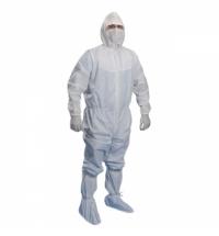 фото: Комбинезон защитный Kimberly-Clark Kimtech Pure A5 88801, M, белый