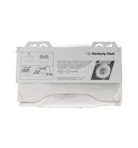 фото: Индивидуальные покрытия на унитаз Kimberly-Clark 6140, белые, 125шт