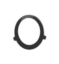 Кольцо для смотрового окна диспенсера Kimberly-Clark Aquarius 79142, черное, для 6948, 6955