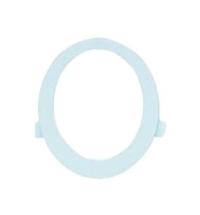 Кольцо для смотрового окна диспенсера Kimberly-Clark Aquarius 79151, светло-голубое, для 6946, 6956,