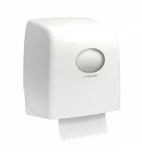 фото: Диспенсер для полотенец в рулонах Kimberly-Clark Aquarius 6953, белый